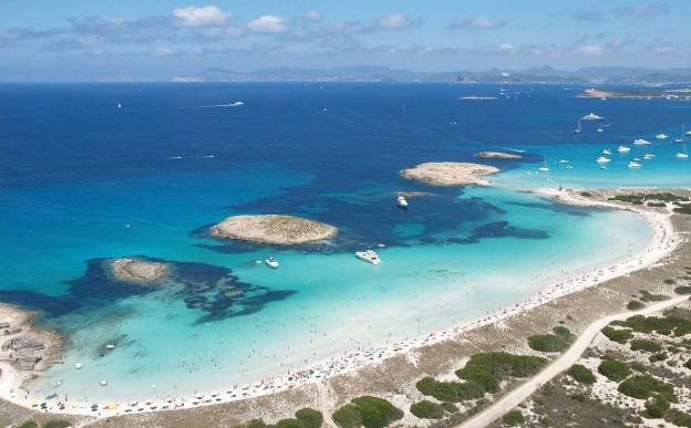 fotos de las mejores playas de espana