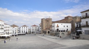 plaza-mayor-cáceres