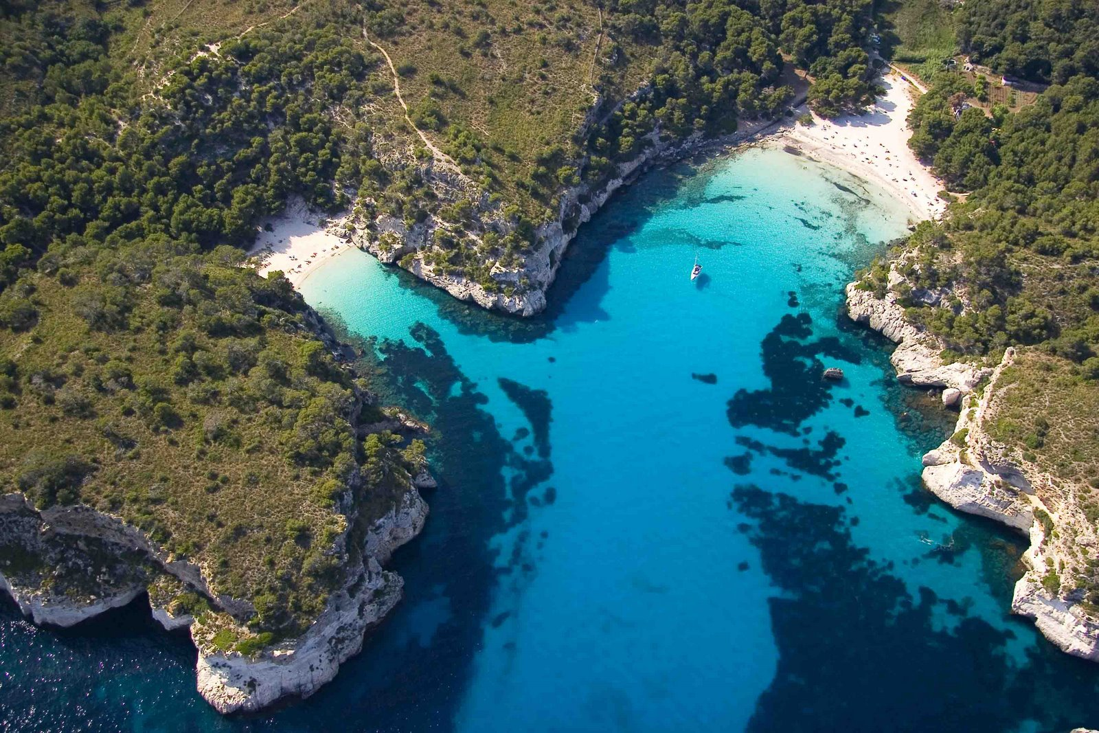cala macarella y macarelleta Menorca