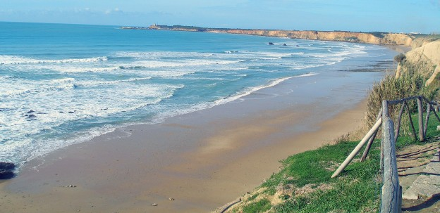 playa-fuente-del-gallo-conil