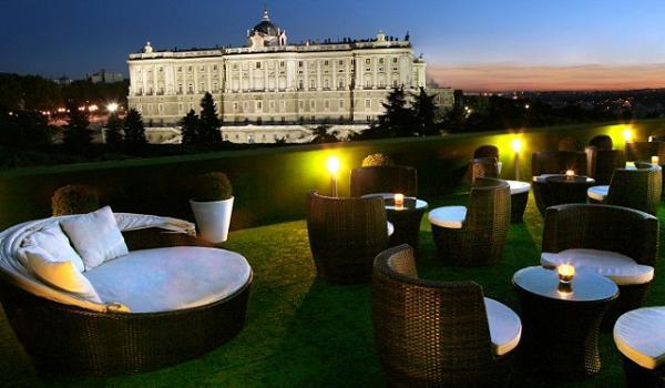 Las Cinco Mejores Terrazas En Altura De Madrid Enviar