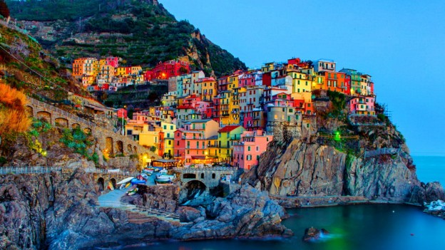 Italia-Manarola