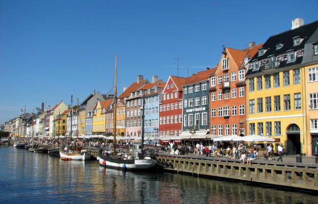 enviar-maletas-Copenhague-Dinamarca