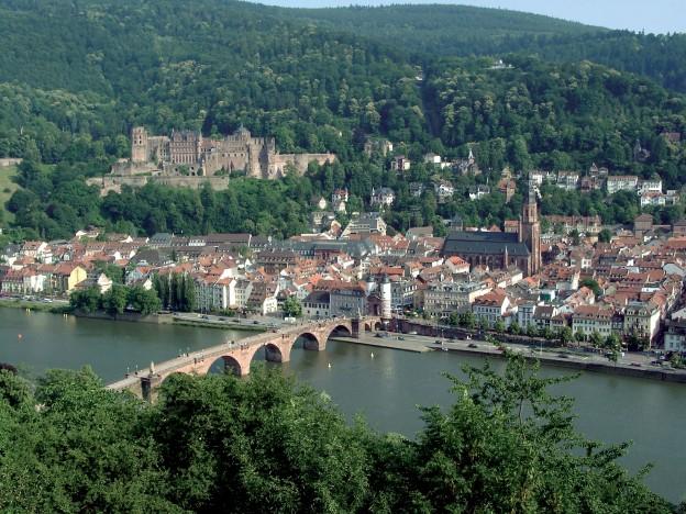 enviar-maletas-Heidelberg