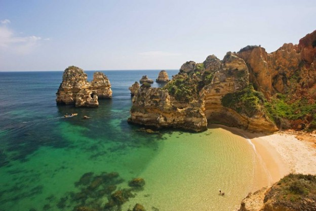 playa-dona-ana-algarver-portugal